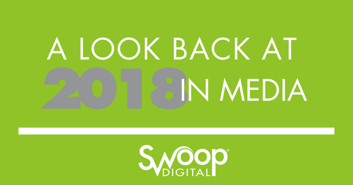 A look back at 2018 in media